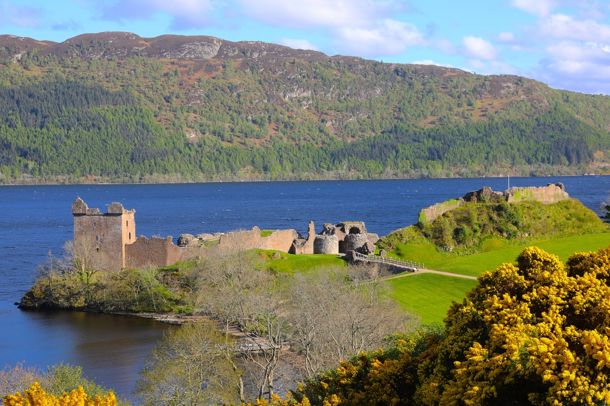 Día 5 - Glasgow - Loch Lomond - Fort William - Lago Ness - Inverness - Highlands